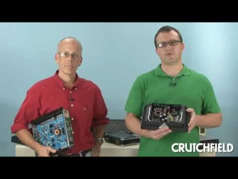 How to Choose a Car Amplifier | Crutchfield Video