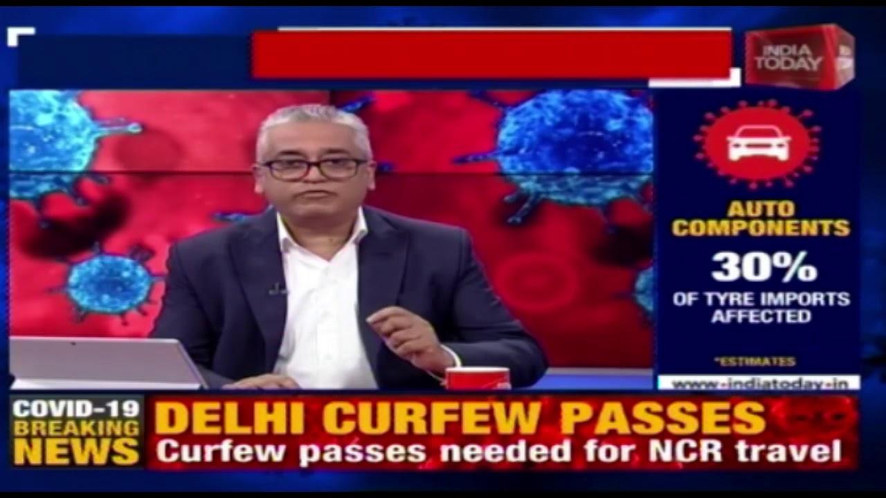 Coronavirus News Updates Of The Day With Rajdeep Sardesai