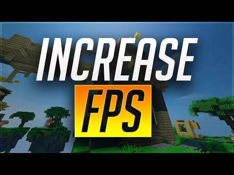 HOW TO GET THE BEST FPS IN MINECRAFT! | (+1.8) (No Lag/FPS Boost)