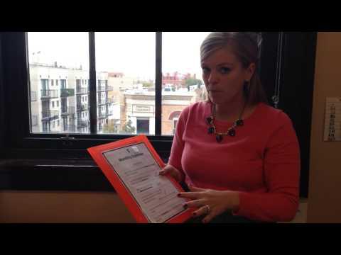 Data Entry Work Task Video Tutorial