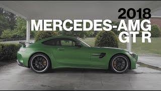 Mercedes-AMG GT R Hot Lap at VIR | Lightning Lap 2017 | Car and Driver