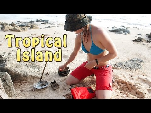 Survival Food - Tropical Snails (Tropical Island Part 6 of 14)