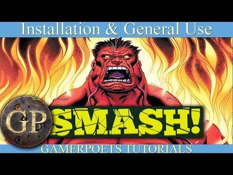 Mator Smash : Installation & General Use