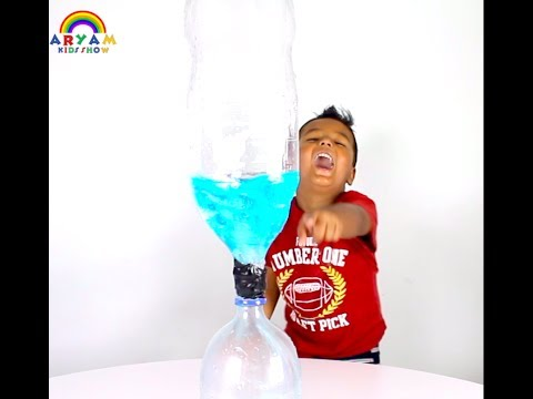How to make Tornado in a Bottle