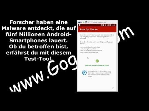 Millionen Android-Smartphones verseucht   Welche Geräte sind betroffen
