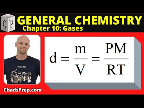 10.3 Partial Pressures, Density, and the Volume of Ideal Gases at STP