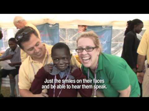 Starkey Hearing Foundation - Africa 2010