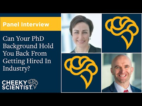 Can Your PhD Background Hold You Back From Getting Hired In Industry?
