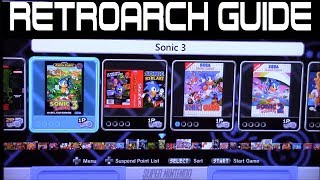 3 - THE ULTIMATE RETROARCH GUIDE for Snes / Nes Classic