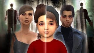 BIRTH TO DEATH | GIFTED TWIN BABY VAMPIRES | PART 4 | THE SIMS 4