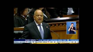 A look back at Budget Speeches 2014 to 2016