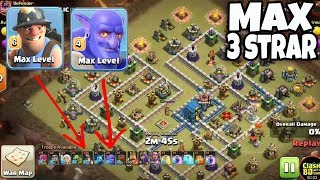 New Th12 Unbeatable Base Design For War & Pushing:-Clash Of