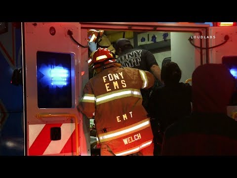 FDNY: CPR on Ditmas Park Fatal Fire Victims