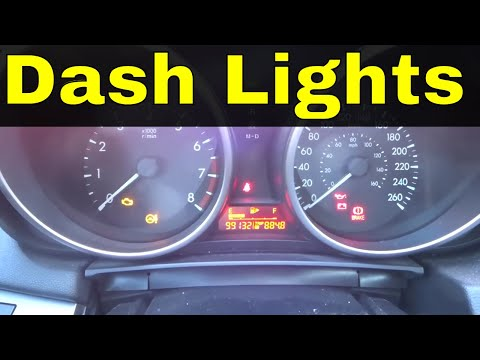 Hidden Meanings Of Dashboard Lights