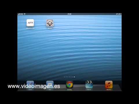Como activar 3G en El iPad