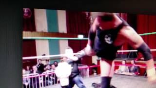 WWE breaking news   WWE Mr. Kennedy Ken Anderson Superkicks Little Person Wrestling Fan