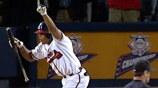 1999 NLCS Gm6: Jones walks, Braves win NL pennant