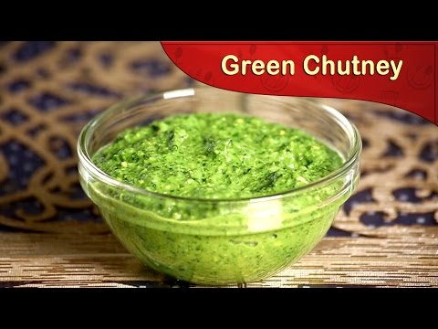 Green Chutney | How to make Green Chutney | Sandwich Chutney | Green Chutney for Chaat