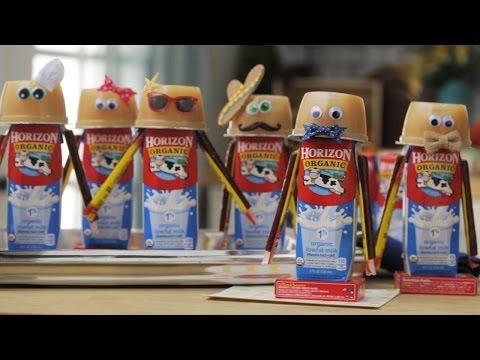 How to Make a Milk Robot