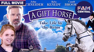 A Gift Horse (2015)   Full Family Adventure Movie