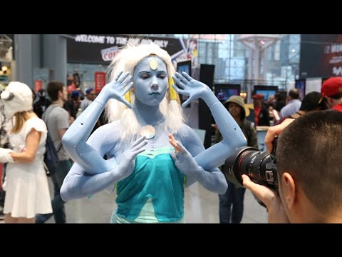 52 Epic Cosplayers From NY Comic Con | Mashable