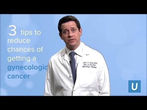 How to  Lower Risks for Gynecological Cancer   UCLA Health Obstetrics and Gynecology