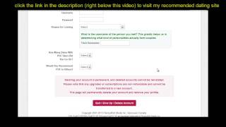 How To Delete Your Pofcom Account How To Cancel Your Pof Membership