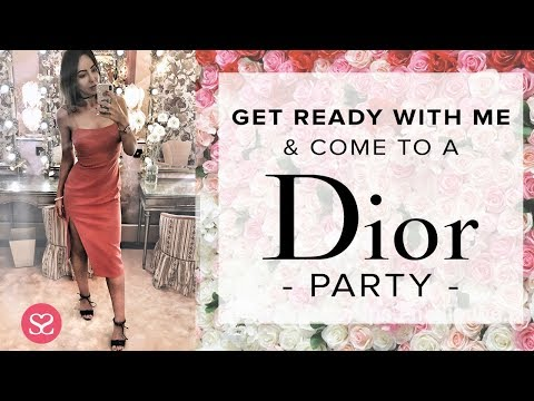 Come to a Dior Party + Q&A: My Weight Loss Recently | Sophie Shohet