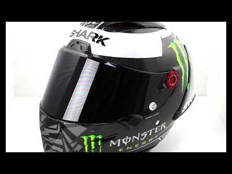 Shark Race R Pro GP Lorenzo Winter Test Replica Helmet (DRS)