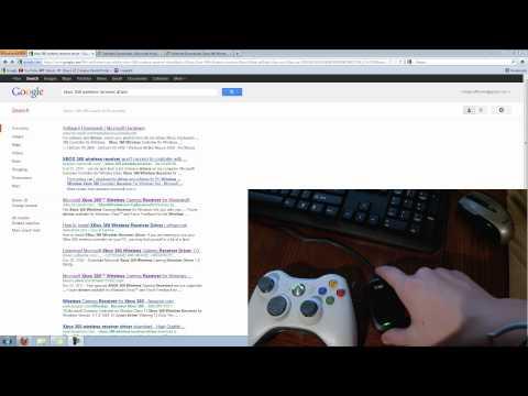 Wireless Receiver for Wireless Xbox 360 Controller (Ebay)