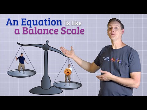 Algebra Basics: Solving Basic Equations Part 1 - Math Antics