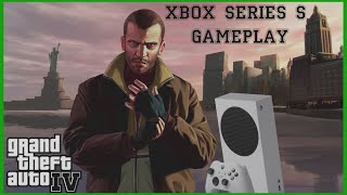 Grand Theft Auto IV (Xbox Series S) Gameplay [60FPS]