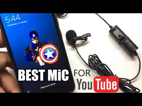 Best Budget Mic For YouTube Videos🔥