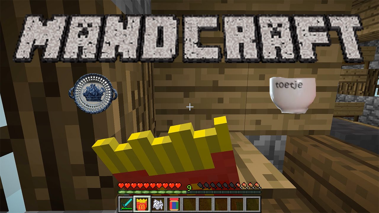 Mandcraft Survival!?