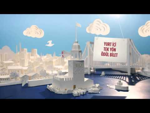 TURKISH AIRLINES  MILES & SMILES kampanyası
