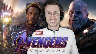I'M TEAM THANOS *Avengers: Endgame Commentary*