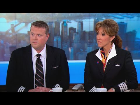 Heroic crew of Southwest Flight 1380 describe bond that pulled them through chaos