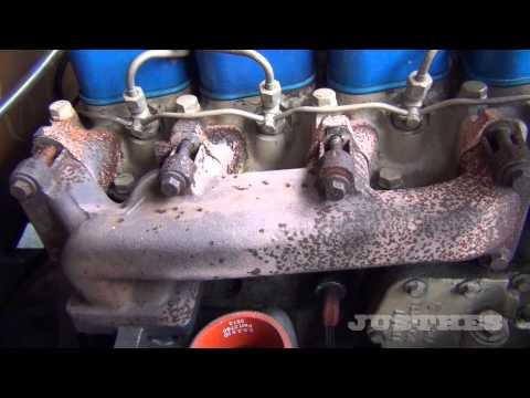 Cummins 4BT 6BT Exhaust Manifold Gasket Replacement