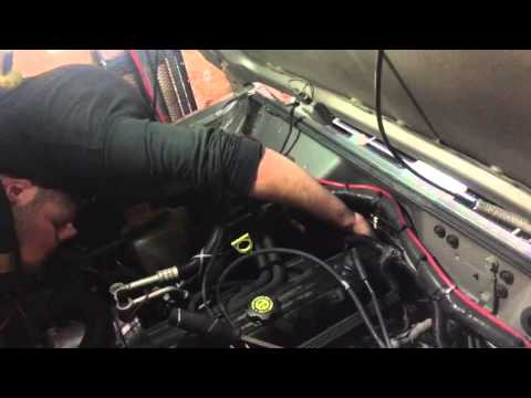 2001 jeep Cherokee how to replace heater core