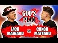 Drake Gods Plan Sing Off Vs My Younger Brother mp3