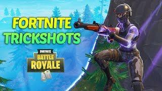 Download Fortnite Trickshots Compilation! (MY BEST FORTNITE CLIPS) Video
