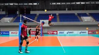 How To Jump Like Yuji Nishida !? Best Volleyball Trainings (HD)