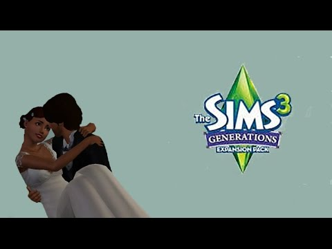 Let's Play The Sims 3: Generations- Wedding Day [Part 5]