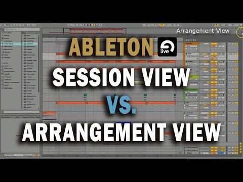 Ableton Live: Session vs. Arrangement View | How I Use Ableton for Hip Hop Beats