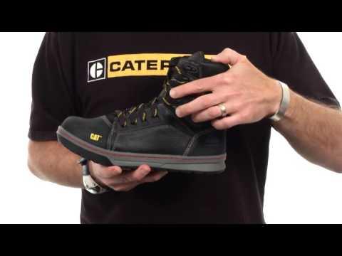 Caterpillar Concave Hi Steel Toe SKU:8582171