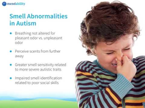 Sensory Processing Difficulties? (Watch, especially for a child with Autism and Asperger's)