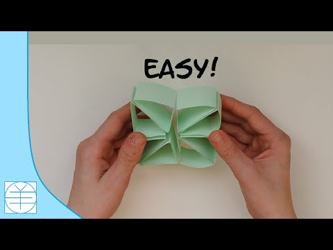 How to Make A Crazy Paper Transformer. (Instructions) (Full HD)