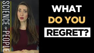 What Do You Regret?