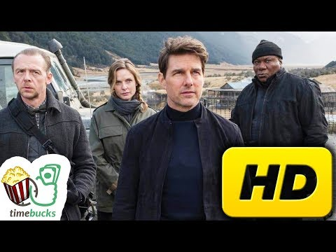 Mission Impossible: Fallout (2018) HD Trailer