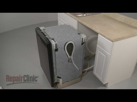 Bosch Dishwasher Removal and Installation, Repair Help